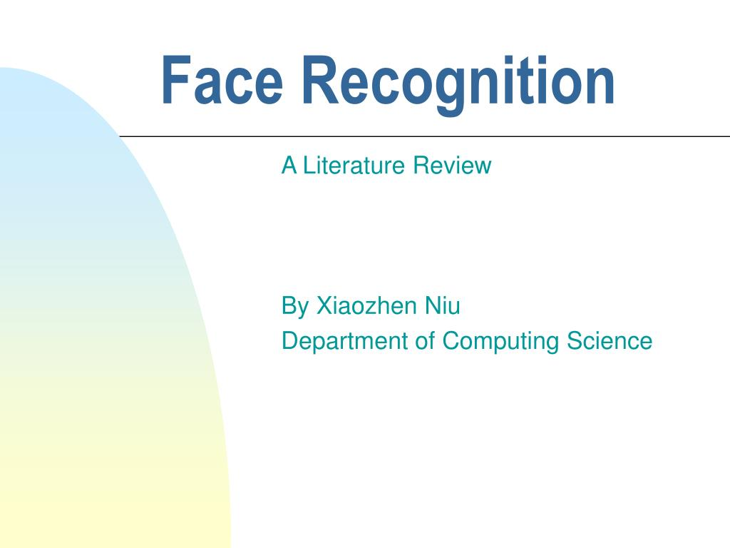 face recognition l.