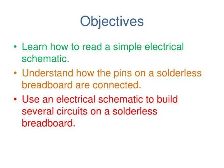 PPT - Electrical Schematics and Solderless Breadboards PowerPoint ...
