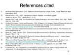 references cited20