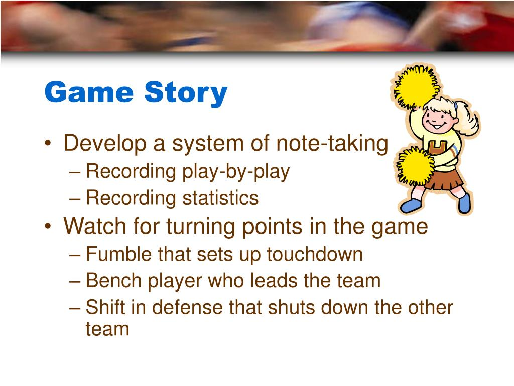Game Story