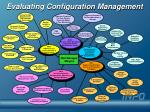 evaluating configuration management