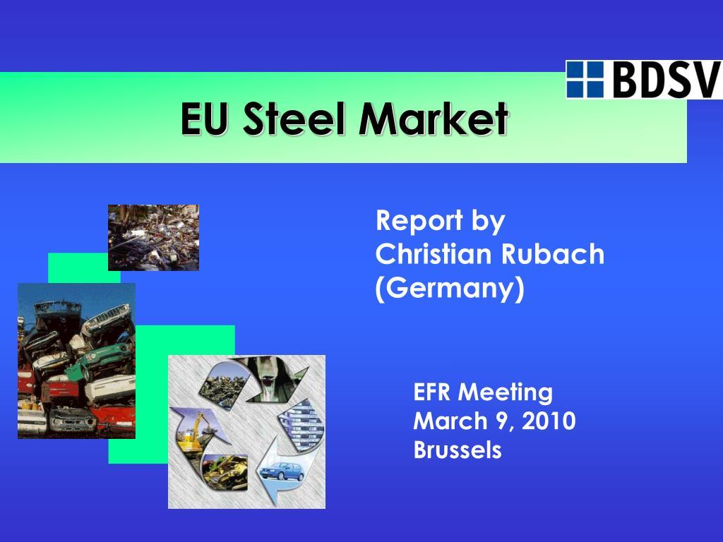 eu steel market l.