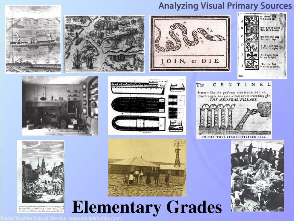 elementary grades l.