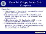 case 7 1 chippy potato chip company31