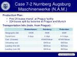 case 7 2 nurnberg augsburg maschinenwerke n a m35