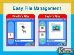easy file management