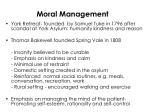 moral management