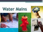 water mains52