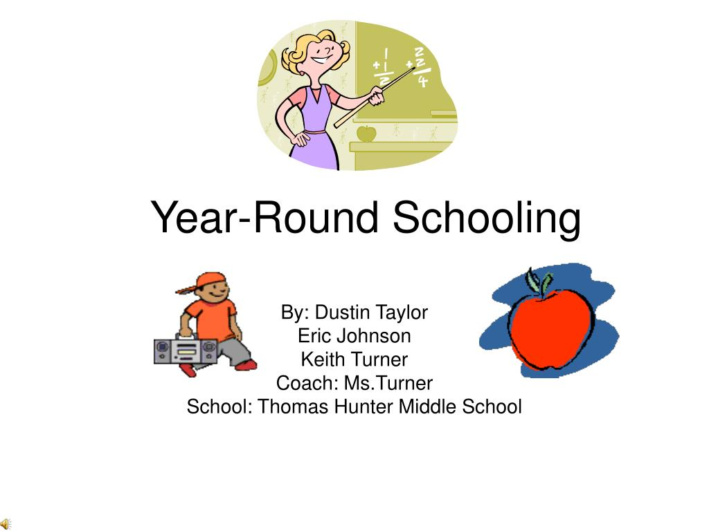 year round schooling l.