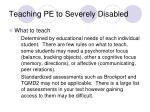 teaching pe to severely disabled13