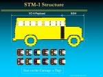 stm 1 structure