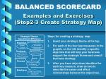 examples and exercises step2 3 create strategy map17