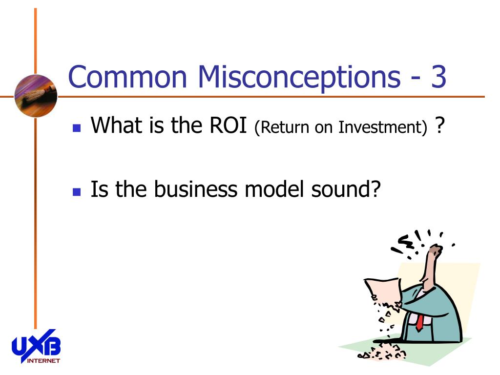 Common Misconceptions - 3