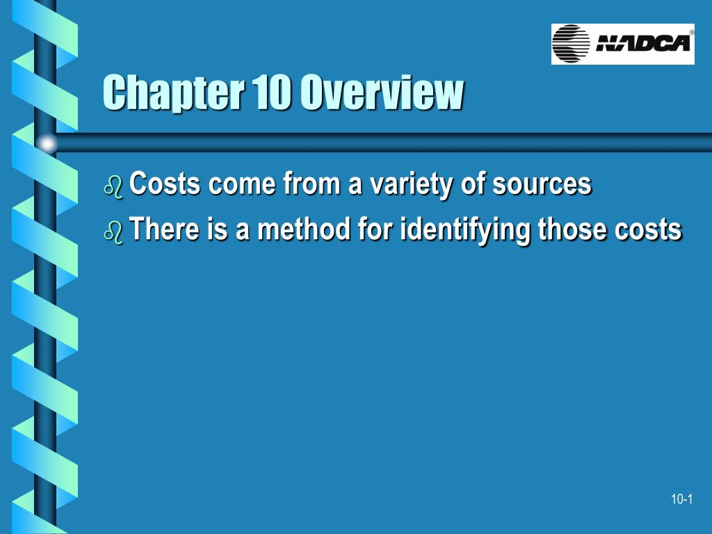 chapter 10 overview l.