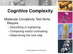 cognitive complexity12