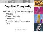 cognitive complexity13