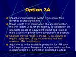 option 3a10