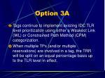 option 3a9