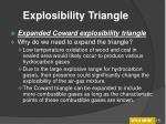 explosibility triangle15