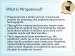 what is wraparound