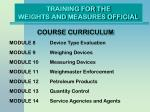 training for the weights and measures official3