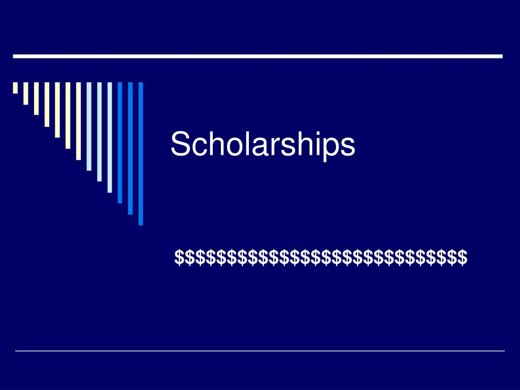 scholarships l.