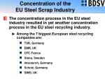 concentration of the eu steel scrap industry17