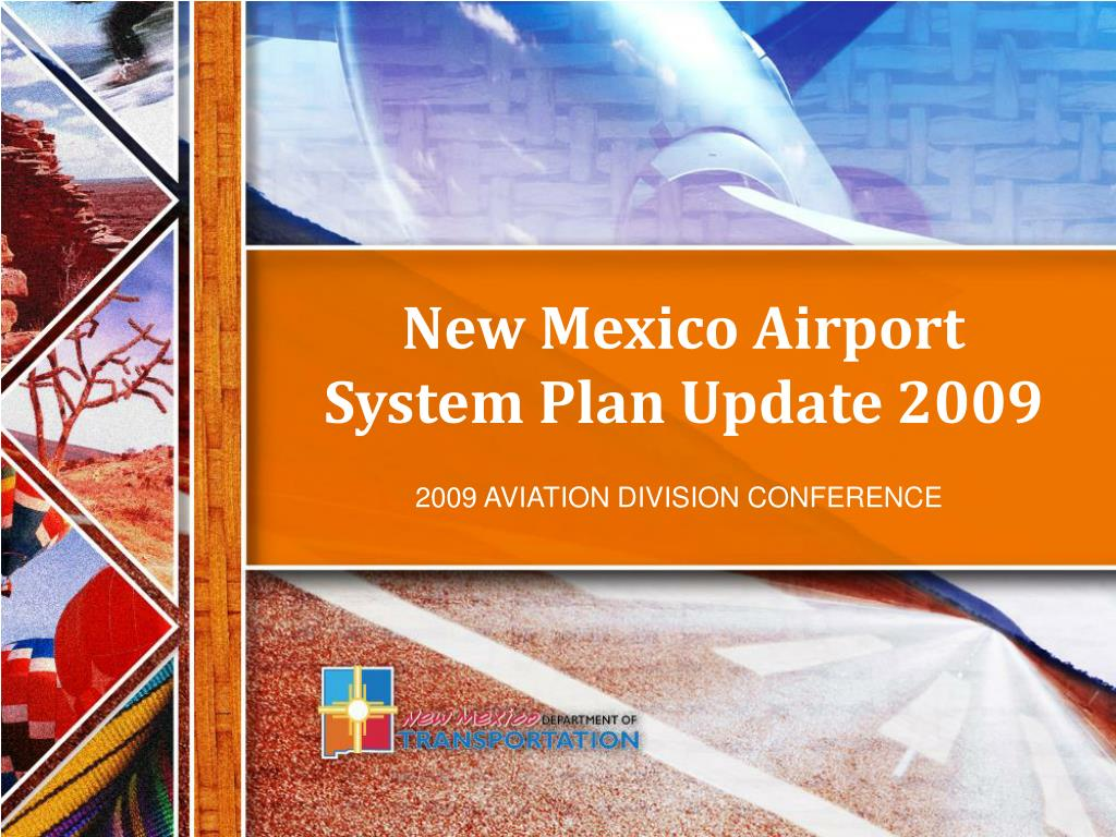 new mexico airport system plan update 2009 l.