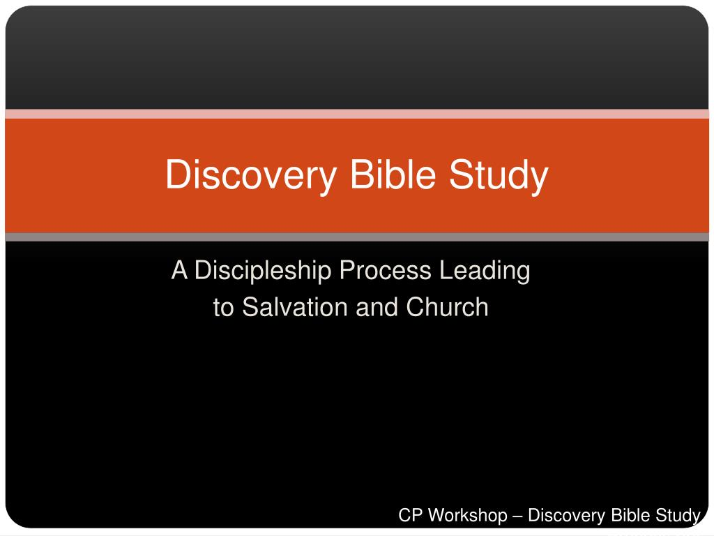 discovery bible study l.