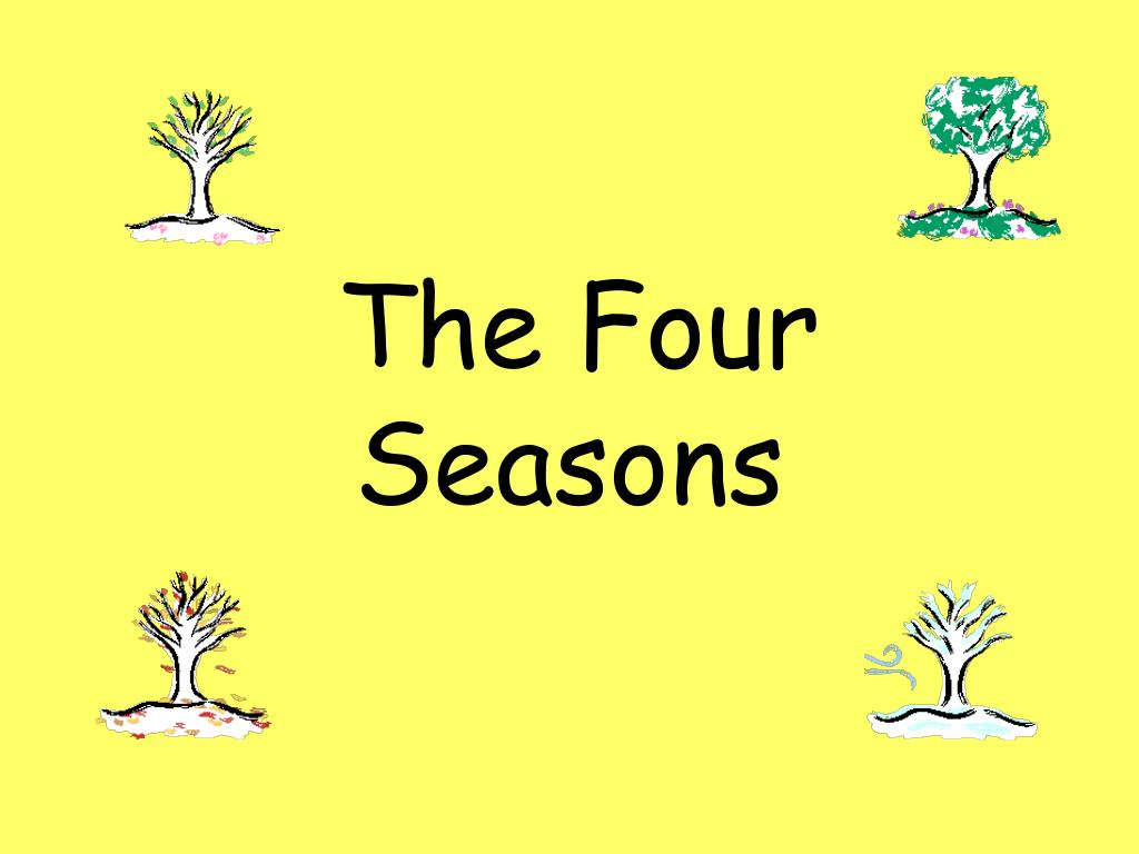 the four seasons l.