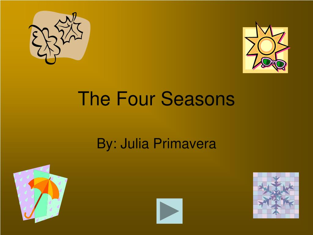 the four seasons l.