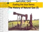 natural gas fueling the blue flame the history of natural gas 5