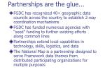 partnerships are the glue