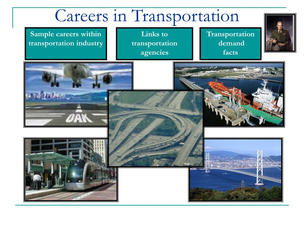 careers in transportation l.