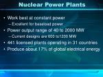 nuclear power plants27