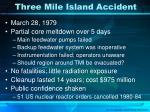 three mile island accident