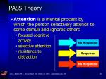 pass theory16