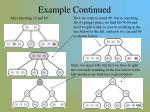 example continued27
