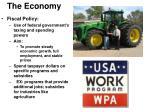 the economy6