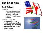 the economy9