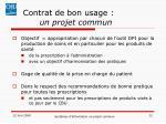 contrat de bon usage un projet commun12
