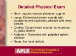 detailed physical exam52