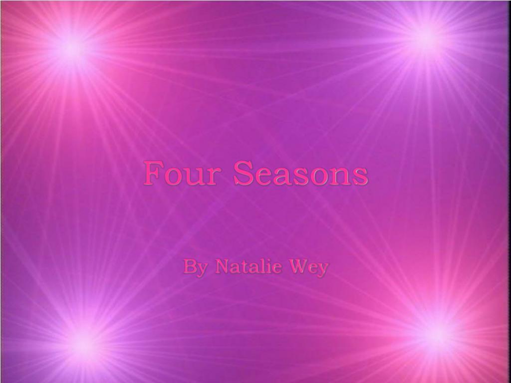 four seasons l.