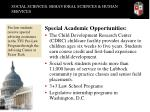 social sciences behavioral sciences human services23