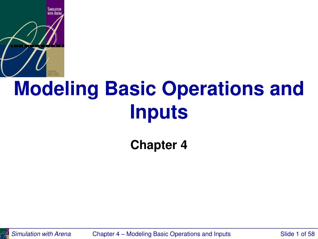 modeling basic operations and inputs l.
