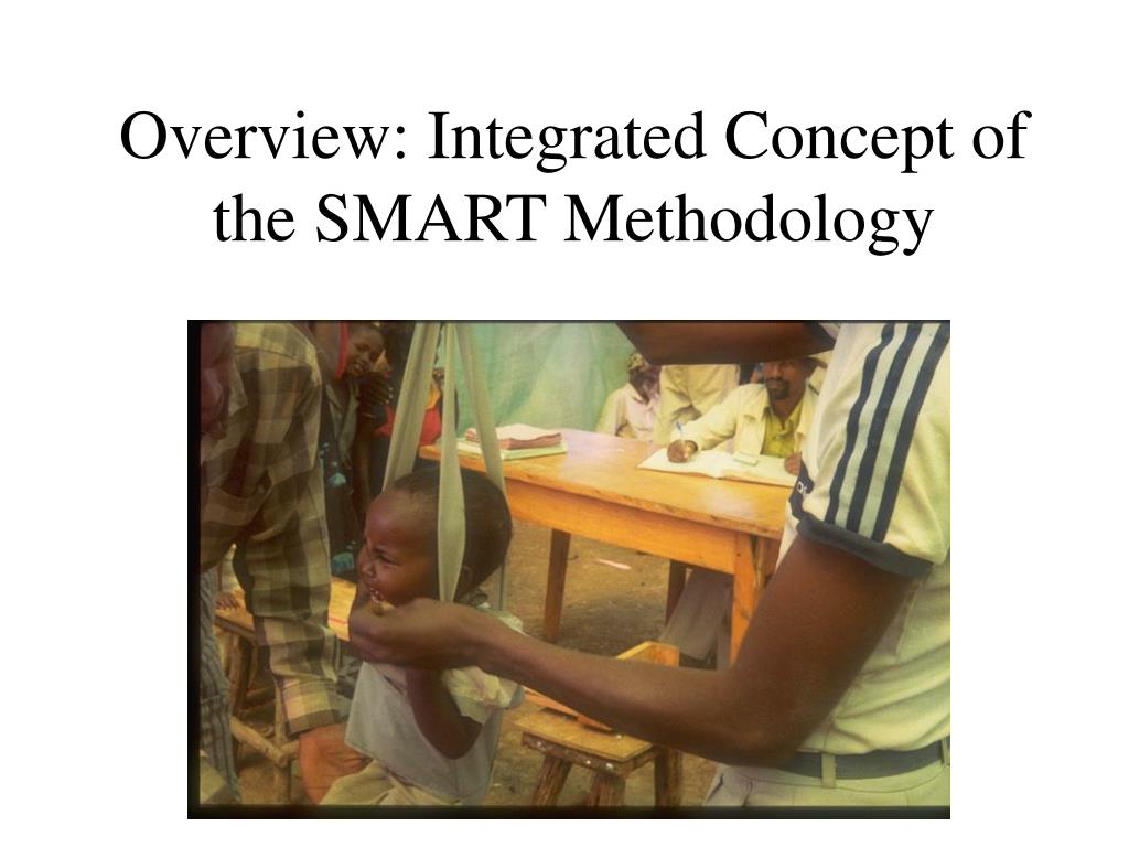 overview integrated concept of the smart methodology l.