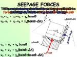 seepage forces4