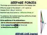seepage forces8