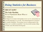 doing statistics for business4