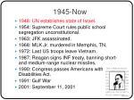 1945 now